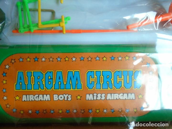 Airgam Boys: (JU-210901)Airgamboys airgam circus ref 33602 en caja - Foto 7 - 285731608