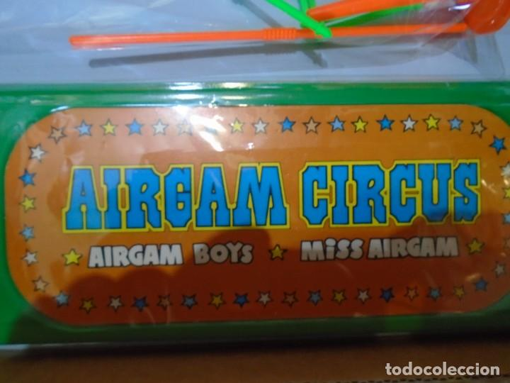 Airgam Boys: (JU-210901)Airgamboys airgam circus ref 33602 en caja - Foto 20 - 285731608