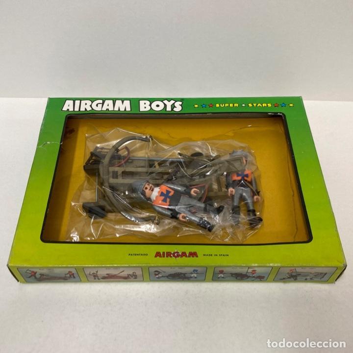Airgam Boys: AIRGAM Boys Ref 12211 Cruzados. Nuevo. Vintage. Año 1.978. A estrenar. MUY RARO. - Foto 8 - 286701643
