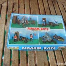 Airgam Boys: CAJA DE AIRGAM BOYS ,REFERENCIA 20200 LEGION FRANCESA. Lote 287609458