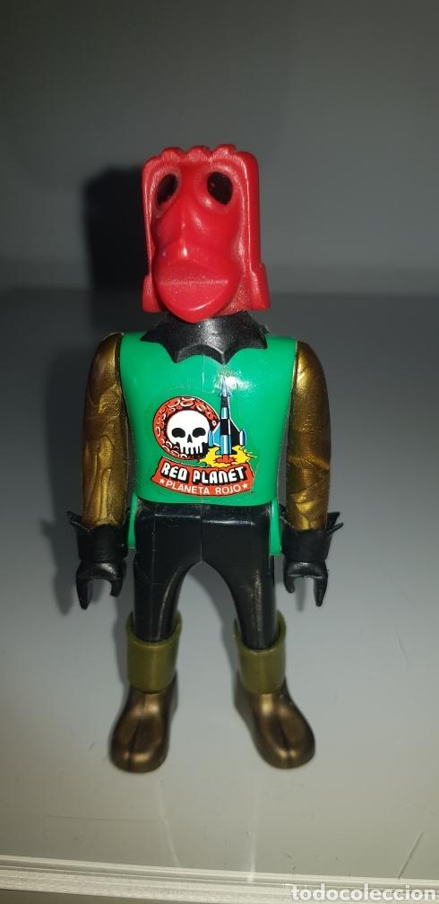 Airgam Boys: Airgamboy alienígena lote 3 muñeco - Foto 6 - 287683698