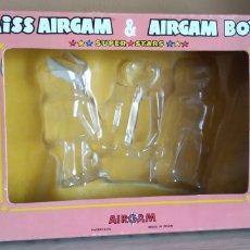 Airgam Boys: AIRGAM BOYS CAJA CRUZ ROJA VACÍA. Lote 289300068