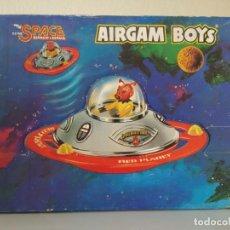 Airgam Boys: AIRGAM BOYS SERIE ESPACIO SPACE CAJA VACIA RED PLANET REF 00294 AIRGAMBOYS ORIGINAL 70 80. Lote 294039603