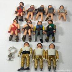 Airgam Boys: LOTE 12 FIGURAS AIRGAMBOYS - AIRGAM BOYS - SOLDADOS ROMANOS - ASTRONUATAS - SPACE. Lote 296590428