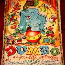 Coleccionismo Álbum: ANTIGUO ALBUM DE CROMOS DUMBO DE LA EDITORIAL FHER. Lote 27526256
