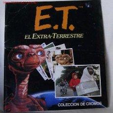 Coleccionismo Álbum: ALBUM ET EL EXTRATERRESTRE. Lote 26937821