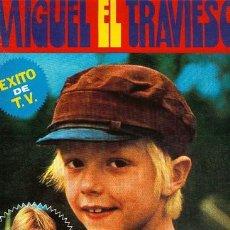 Coleccionismo Álbum: ÁLBUM MIGUEL EL TRAVIESO. Lote 24386804