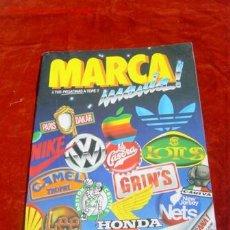 Coleccionismo Álbum: ALBUM DE CROMOS MARCA MANÍA. Lote 27158520