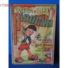 Coleccionismo Álbum: ALBUM COMPLETO PINOCHO FHER EXCELENTE ESTADO. Lote 585183