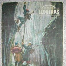 Coleccionismo Álbum: VIAJE AL CENTRO DE LA TIERRA. CHOCOLATES LLOVERAS CROMOS COMPLETO. DIBUJOS DE IÑIGO AÑOS 50. Lote 25829726
