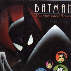 Coleccionismo Álbum: ALBUM DE CROMOS BATMAN ALBUN COMPLETO. Lote 4033258