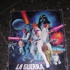 Coleccionismo Álbum: LA GUERRA DE LAS GALAXIAS 1977 COMPLETO. Lote 56930897