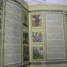 Coleccionismo Álbum: MILITAR . ALBUM DE TABACO EDITADO EN 1933 EN EL PERIODO DE REARME ENTRE GUERRAS. Lote 25702022