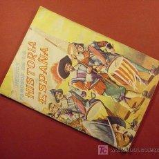 Coleccionismo Álbum: HECHOS FAMOSOS DE LA HISTORIA DE ESPAÑA (FHER). Lote 27048864