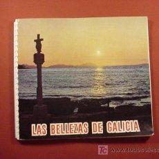 Coleccionismo Álbum: LAS BELLEZAS DE GALICIA (CROMOASTUR). Lote 27125881