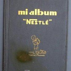 Coleccionismo Álbum: MI ÁLBUM NESTLE AZUL. COMPLETO. CHOCOLATES NESTLE, PRINCIPIOS DE 1930.. Lote 21391523