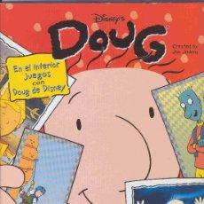 Coleccionismo Álbum: ALBUM DE CROMOS TOTALMENTE COMPLETO DOUG. Lote 22817241