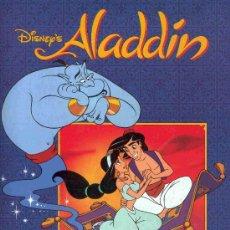 Coleccionismo Álbum: ALBUM DE CROMOS TOTALMENTE COMPLETO ALADDIN . Lote 20313470