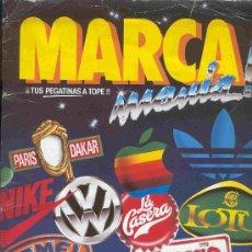 Coleccionismo Álbum: ALBUM DE CROMOS TOTALMENTE COMPLETO MARCAMANIA. Lote 23759822