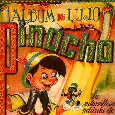 Coleccionismo Álbum: ALBUM DE CROMOS (PINOCHO) (FHER) 240-CROMOS (COMPLETO). Lote 6486643