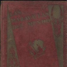 Coleccionismo Álbum: LAS MARAVILLAS DEL MUNDO COMPLETO. Lote 25486753