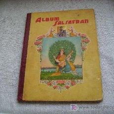 Coleccionismo Álbum: ALBUM DE SALSAFRAN. Lote 27257238
