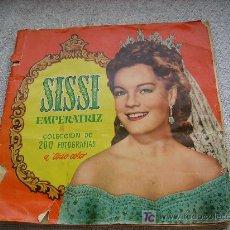 Coleccionismo Álbum: SISSI EMPERATRIZ . Lote 26866874