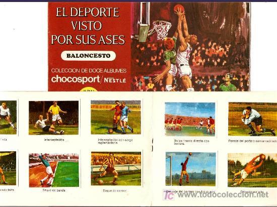 Coleccionismo Álbum: EL DEPORTE VISTO POR SUS ASES ALBUM NESTLÈ 1967 Nº1 ATLETISMO - Foto 2 - 26360584