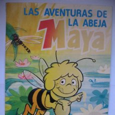 Coleccionismo Álbum: LA ABEJA MAYA - DANONE. Lote 8420909