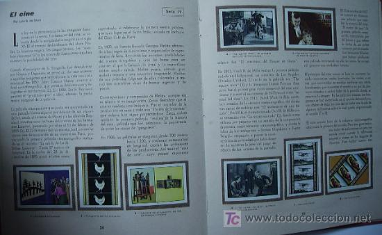 Coleccionismo Álbum: LAS MARAVILLAS DEL MUNDO. (Nestle) VOL. 1/ ALBUM COMPLETO - Foto 3 - 9962411