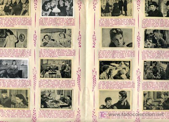 Coleccionismo Álbum: ALBUM MUJERCITAS, COMPLETO, 167 CROMOS, , EDICIONES CLIPER - Foto 2 - 23399481