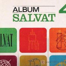 Coleccionismo Álbum: ALBUM SALVAT 4.1967.COMPLETO 861 CROMOS. Lote 22532326