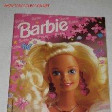 Coleccionismo Álbum: BARBIE, EDITADO POR PANINI EN 1993. COMPLETO. Lote 120228115