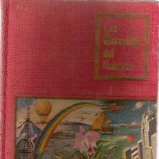 Coleccionismo Álbum: ALBUM DE CROMOS LAS MARAVILLAS DE UNIVERSO NESTLES COMPLETO 1955. Lote 23392374