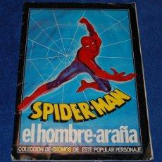 Coleccionismo Álbum: SPIDERMAN - PACOSA DOS ¡COMPLETO!. Lote 26043140