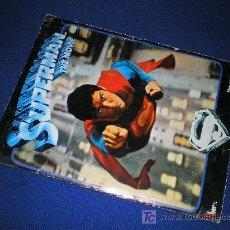 Coleccionismo Álbum: SUPERMAN - ALBUM COMPLETO DE FHER 1979 - INCLUYE POSTER CENTRAL. Lote 10552549
