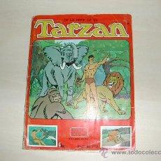 Coleccionismo Álbum: TARZAN FHER Y PANRICO 270 CROMOS COMPLETO CON TODOS LOS CROMOS. Lote 30244009