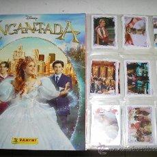 Coleccionismo Álbum: ALBUM ENCANTADA COMPLETA ALBUM MAS CROMOS SUELTOS. Lote 168306629