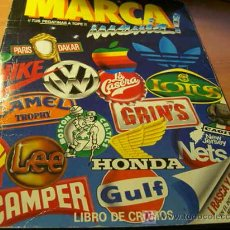 Coleccionismo Álbum: MARCA MANIA ( ALBUM COMPLETO ) 205 CROMOS (AB-1). Lote 13765738