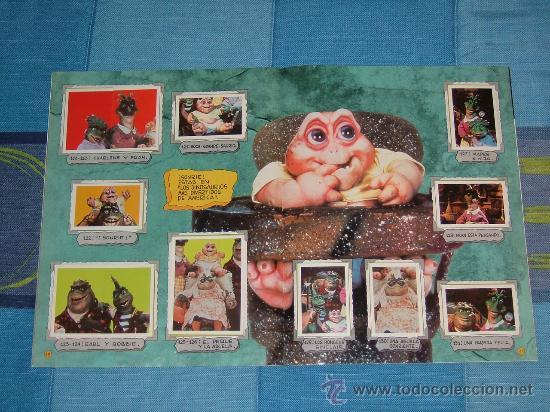 Coleccionismo Álbum: ALBUM DE CROMOS DINOSAURS DE DISNEY,+COMPLETO+ - Foto 2 - 88850267