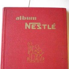 Coleccionismo Álbum: ALBUM DE NESTLÉ TOMO I 1932. COMPLETO. TOMO 1 ROJO. Lote 12519420