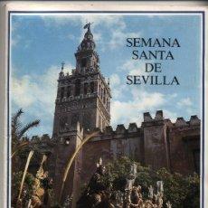 Coleccionismo Álbum: SEMANA SANTA DE SEVILLA. COMPLETO 224 CROMOS. M.P. 1986.. Lote 21922827