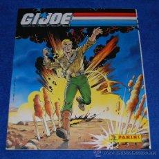 Coleccionismo Álbum: GIJOE - PANINI ¡COMPLETO E IMPECABLE!. Lote 86171071