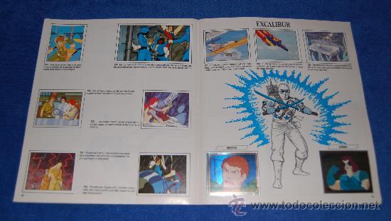 Coleccionismo Álbum: Gijoe - PANINI ¡COMPLETO e IMPECABLE! - Foto 3 - 86171071