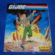 Coleccionismo Álbum: GIJOE - PANINI ¡COMPLETO!. Lote 24423616