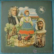 Coleccionismo Álbum: ÁLBUM CHROMOS INSTRUCTIFS 1 SERIE CHOCOLAT JACQUES 1956 COMPLETO 240 CROMOS. Lote 27303529