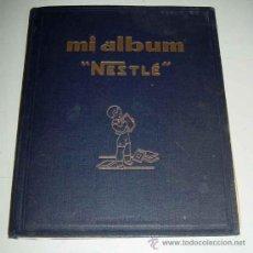 Coleccionismo Álbum: ANTIGUO ALBUM DE CROMOS - MI ALBUM NESTLE - 1932, COMPLETO - QUE CONSTA DE 31 PÁGINAS.TÉMATICA VARI. Lote 26563372