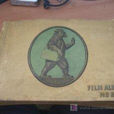 Coleccionismo Álbum: ACTORES Y ARTISTAS DE CINE (FILM ALBUM Nº 2 ALEMAN) COMPLETO ( 272 CROMOS ) (COIB33). Lote 27087296