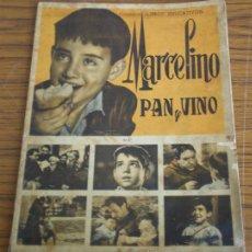 Coleccionismo Álbum: MARCELINO PAN Y VINO 1957. Lote 27294215