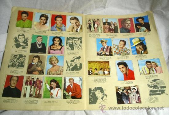 Coleccionismo Álbum: Figuras de la TV, año 65, Ediciones Este - Foto 3 - 26694474